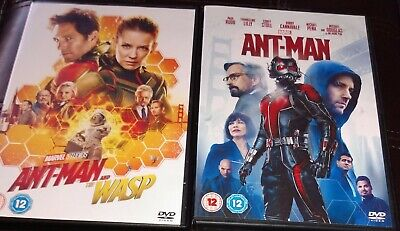 Ant-Man & Ant-Man and the Wasp Dvd