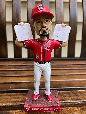 "Anthony Rendon ""Tony Two Bags"" Bobblehead (Nationals SGA 9/13/19)"