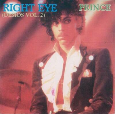 Prince Right Eye Unreleased Outtakes CD 1 Disc New Press Board Music Rock Pops