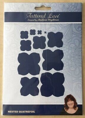 Tattered Lace Nested Quatrefoil 460341