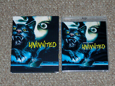 Uninvited Blu-ray/DVD Combo New Slip Cover Vinegar Syndrome