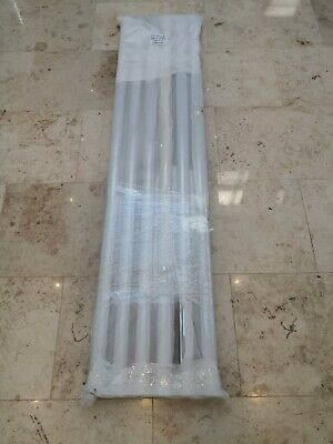 Eastbrook Tunstall 1800x420 radiator towelrail 89.0008 chrome