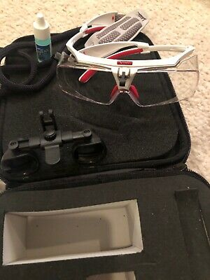 PeriOptix  LOUPES DENTAL Hygiene  WITH CASE 2.50
