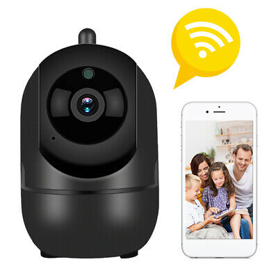 AUG Wireless IP Camera 1080P Outdoor HD PAN TILT WIFI Network Security System