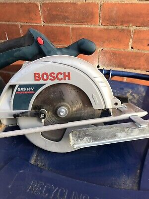 bosch 18v GSK cordless circular saw - Body Only.