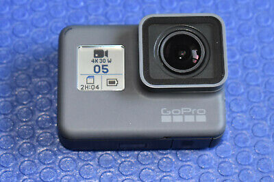 GoPro Hero 5 Black Edition Action Camera, with Extras