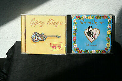 2 Original CD Gipsy Kings , Greatest Hits , Mosaique , selten