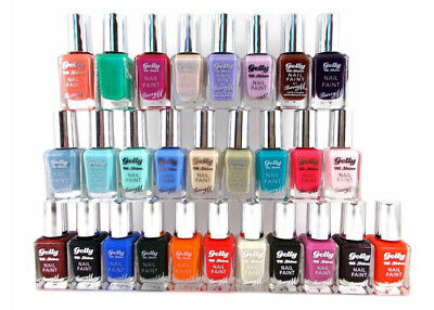 Barry M Nail Polish, Varnish- Assorted- *Select Your Shade* SALE