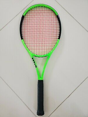 Wilson blade 98 18x20 countervail, 4 3/8, Limited Edition