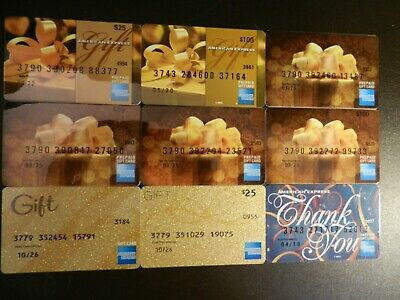 Lot Of Thirty (30) All Different Collectible Only *Bank* Gift Cards