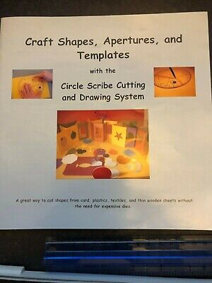 circle scribe cutting system, DVDs used