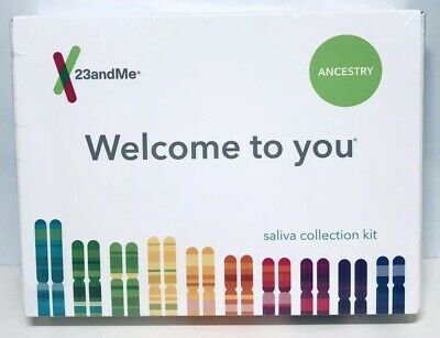 23andMe DNA Test Ancestry Personal Genetic Saliva Collection Kit 2020+ 0091