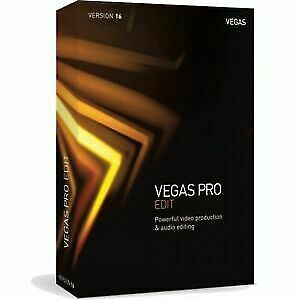 Magix Sony Vegas Pro 16 64 Bit   FULLY ACTIVATED   For Windows Video Editing