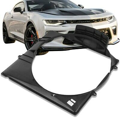 TO3110107 OE Style Radiator Cooling Fan Shroud for Toyota 4Runner 2.4L 3.0L 91-95