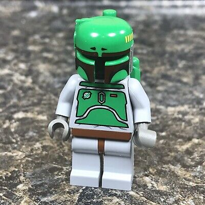LEGO Star Wars Boba Fett Minifigure from Sets 6209 6210 C14
