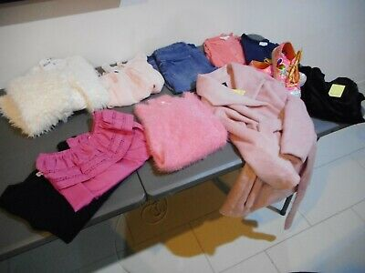 Girls Mixed Clothing size 9-10-inc Bardot Junior plus more - As new or BNWT