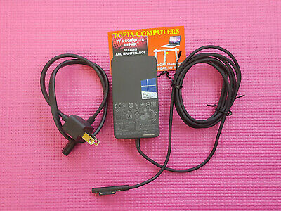 Genuine Original Microsoft Surface Pro 3 4 36W Ac Adapter Charger 12V 2.58A 1625