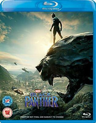 Black Panther [Blu-Ray] [2018] [Region Free], Very Good DVD, Letitia Wright,Fore