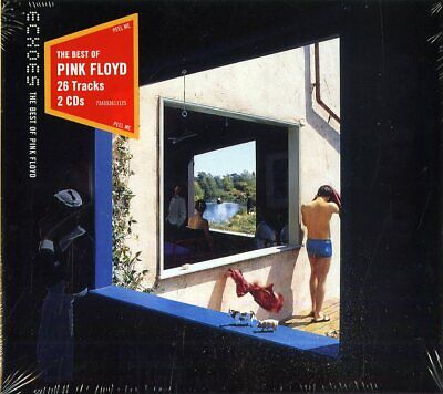 PINK FLOYD - Echoes - The Best Of Pink Floyd