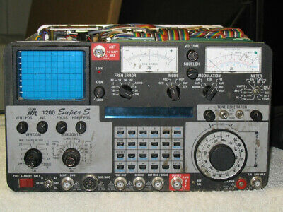 ifr 1200 super s batteries included