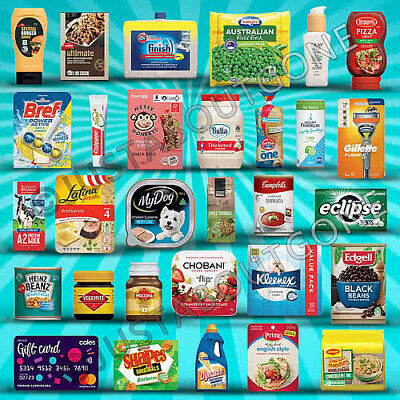 New Coles Little Shop 2 Mini Collectables Fast & Free Post Rare Cheap Full Set30