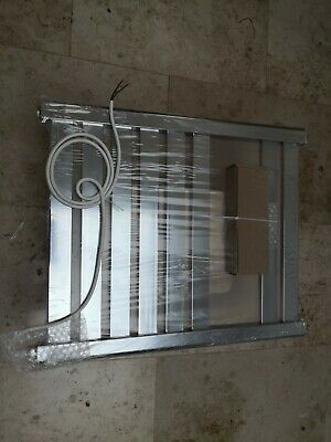 Eastbrook Staverton 600x500 chrome radiator towel rail 41.0130