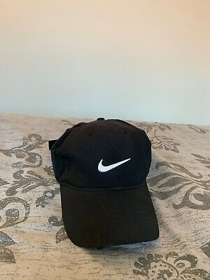 NIKE DRY-FIT LEGACY91 black Golf / baseball style cap , one size fits all