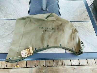WWII US M1 Cradle cover MINT NOS  1917a1  Fungus Proof 1945 WW2