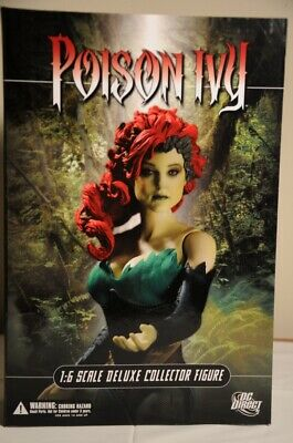 POISON IVY 1:6 Scale Deluxe Collector Figure DC Direct Removable Bustier NICE!!