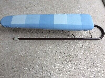 """Vintage Beldray Sleeve Ironing Board/ Used/ 19"""" by 4""""/ Collectable"""