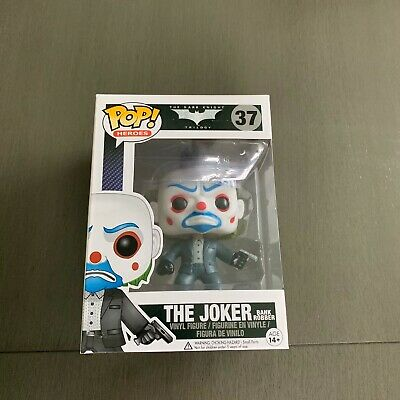 vaulted - the joker (bank robber) funko pop #37