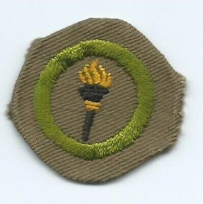 Public Health Merit Badge Type B, 1934-35
