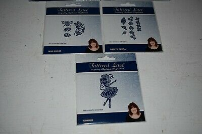 Tattered lace x 7 460852 2018 subscription Die Bundle