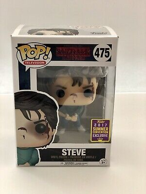 Funko Pop! Television: Stranger Things STEVE 2017 Summer Convention Exclusive