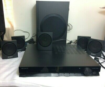 Sony DAV-TZ130 DVD Surround Home Theater System