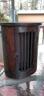 Vintage Antique Church Key Cabinet from the late 1800's Very Nice Piece.