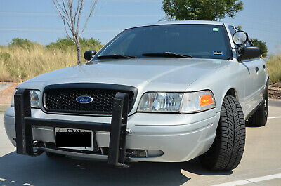 2009 Ford Crown Victoria Police Interceptor 2009 Ford Crown Victoria Police Interceptor - Super clean, low engine idle hours