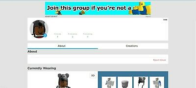 How To Buy Limited For One Robux - Roblox Account 2015 With A 400 Robux Limited 500 Picclick