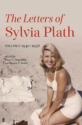 Letters of Sylvia Plath Volume I: 1940-1956 by Sylvia Plath Paperback Book Free