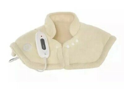 Silvercrest High Quality HEATED SHOULDER PAD WITH 6 HEAT SETTINGS