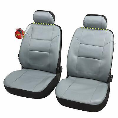 203489 R42 grey front seat covers for AUDI Q5 (2008 - 2016)