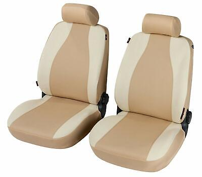 203489 R37 Beige front seat covers for AUDI Q5 (2008 - 2016)