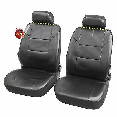 203489 R41 black front seat covers for AUDI Q5 (2008 - 2016)