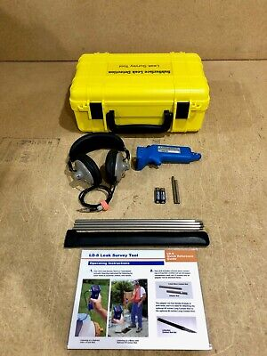 SubSurface Instruments LD-8 Professional Water Leak Detector