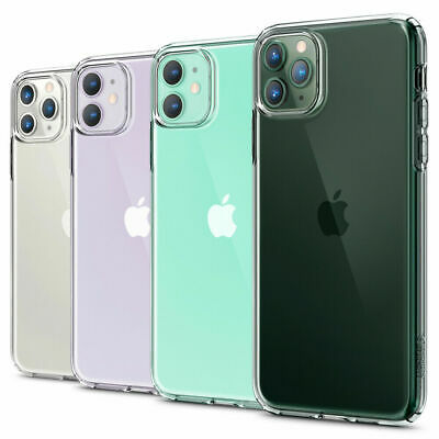 iPhone 11, 11 Pro, 11 Pro Max Case [Liquid Crystal] Clear Cover