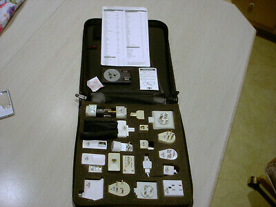 """Complete Set of Electric Adapters - """"Every Country, Everywhere"""" Travel"""