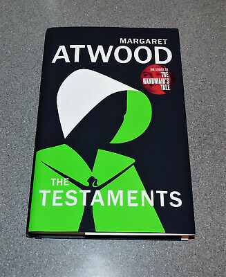 The Testaments - Margaret Atwood -1St Edition 2019 Signed Hardback *Rare*