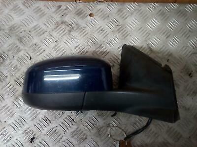 FORD MONDEO Right Door Mirror Mk4 Electric 07-14 BLUE