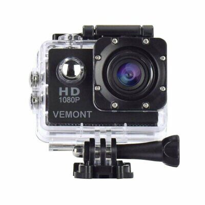 NEW 5 Action Gopro Hero Full HD 1080P Sports Waterproof,Camera 12MP 170 Degree