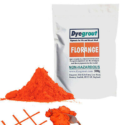 Amethyst Grout Pigment for Mosaics Cement Dye by Dyegrout 50 grams